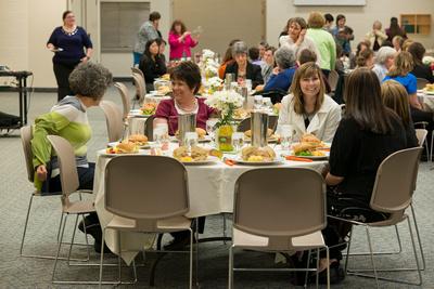 Women's Luncheon--Mar 2015