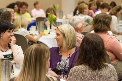 The Women's Luncheon--June 2014