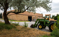 The Agriculture Engineering Building houses Agribusiness, Plant & Animal Science and Agricultural Mechanics Shop.