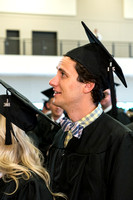 BYU-Idaho graduation July 2014.