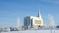 The Church of Jesus Christ of Latter Day Saints, Rexburg Temple