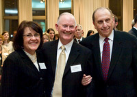 President Monson and President Kim B. Clark at President's Club Banquet.