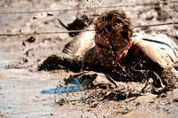 In this Mud Mayhem Obstacle Course, it�s not just about whether or not you can conquer it, but how dirty you can get while doing so.