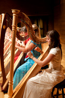 The Harp Ensemble is held every semester.