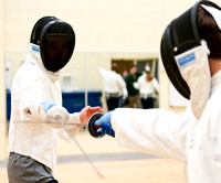 Students have fun with this unique recreational activity while getting some great exercise. Fencing Class is drop-in and beginners are always welcome.