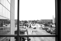 Inspired by the vintage/film look of the Canon 1Ds because when processed, the images look as though they were taken on film. This Black & White Collection gives the BYU-Idaho campus a different p