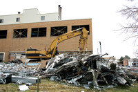 Old Heating Plant Demolition