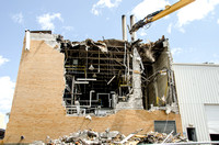 Heating Plant Demolition