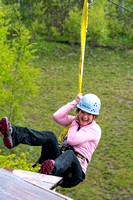 I-Grow, a leadership retreat provided by the Outdoor Learning Center, at Badger Creek, helped participants learn to not fear failure and become better at trying new things.