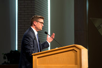 BYU-Idaho Education Week: Strengthening individual and families through lifelong learning. Brett Sampson welcomes everyone to Education Week.