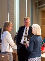 BYU-Idaho Education Week: Strengthening individual and families through lifelong learning. Pres and Sis Gilbert