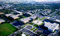 Aerial Photographs of the Rick College campus in 1999