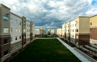 BYU-Idaho's newest housing complex sleeps over 800 students.