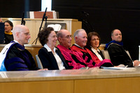 College of Physical Sciences and Enineering Convocation, Eyring, Clark