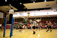 The championships for the Men and Womens Competitive Volleyball league.