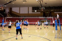 The championships for the Men and Women's Competitive Volleyball league.
