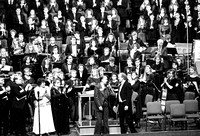 The Choir, Orchestra and Conductors