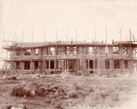 Construction of the Ricks Academy Building