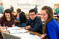 The Tutoring Center is for students who desire help beyond their regular classroom instruction. Individual, group, or walk-in sessions are available.
