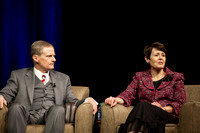 Elder and Sister Bednar speak to the married students at BYU-Idaho during Date Night.