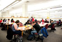 The BYU-Idaho Math Center in the David O. McKay Library.