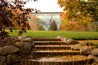 """Autumn / fall"", ""Campus Buildings and grounds"", ""Ricks Horticulture Gardens"""