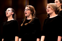 BYU-Idaho Center Stage had their annual Patriots and Pioneers concert July 9 with George Dyer as their soloist.