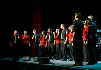 "Sound Alliance and Vocal Union host this night of big band and vocal jazz, ""A Night at the Swing Club"" directed by Mark Watkins and Nori Brower. This is their farewell concert before leaving on tour t"