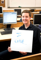 students -Thank You- I Give