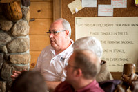 University Relations employees spend a day at Sky Mountain Lodge.