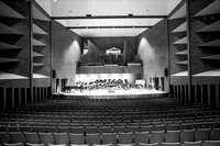 The Barrus Concert Hall in the Eliza R. Snow Building