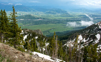 Jackson Hole Wyoming - Tetons