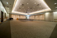 The Special Events Room in the Manwaring Center.