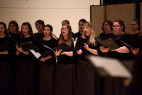 President's Advancement Council dinner on Thursday, 5 May, 2016, with a performance by BYU-Idaho's Collegiate Singers.