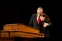 Elder Neil L. Andersen shares a special moment recognizing his dear wife who he has shared Valentices Day with for 43 years.