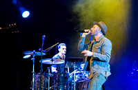 Songwriter and Singer, Mat Kearney, performs at BYU-Idaho.