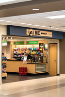 The MC Market in the Manwaring Center.