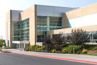 A shot of the BYU-I Center.