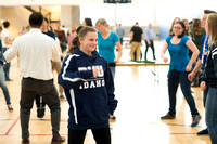 BYU-Idaho Admissions host high school seniors on campus for a variety of activities.