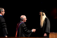 The Agriculture and Life Science Convocation was held in the BYU-Idaho Center.