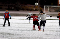 The Hawks Vs. Wildcats was a non-stop game despite critical conditions as the Wildcats came out on top during overtime.
