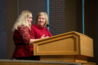 "BYU-Idaho All Employee Conference theme: ""Reaching the One: Loving, Serving, and Teaching one Another"".Robin Bergstrom and Maija-lisa Adams: ""Start With Heart"""
