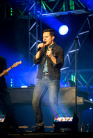 David Archuleta performs a sold out show to a very excited crowd at BYU-Idaho.