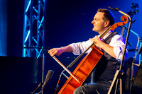 The Piano Guys perfom live in the Hart Auditorium during the 2014 Fall Semester. It was a night of laughter, love, and pure entertainment.