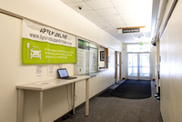 Parking Service office in Kimball Building.