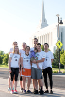 BYU-Idaho Temple 2 Temple Relay. Spring Semester. Jun 2018