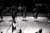 Grenadeur Guards perform at Ricks College - Center Stage - 1987