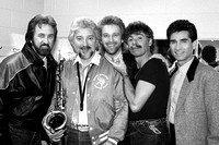 Oak Ridge Boys Meet and Greet After they Perform at Rick's College - Center Stage - Mar 12 1988