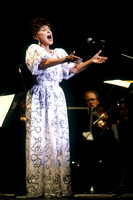 Roberta Peters Performs at Ricks College - Center Stage - Nov 1988