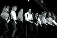 LDS Artists Perform at Ricks College - Center Stage - Jan  25 1990